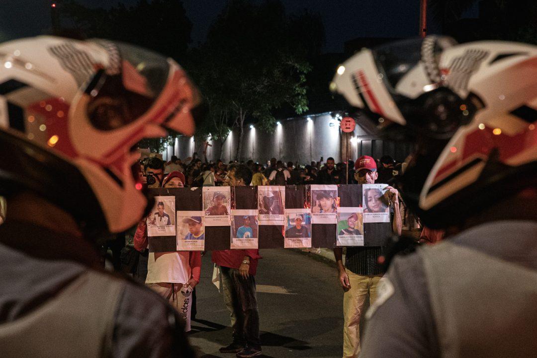 In all, nine people died during the police action in Paraisópolis, in December 2019 (Photo: Daniel Arroyo/Ponte Jornalismo)