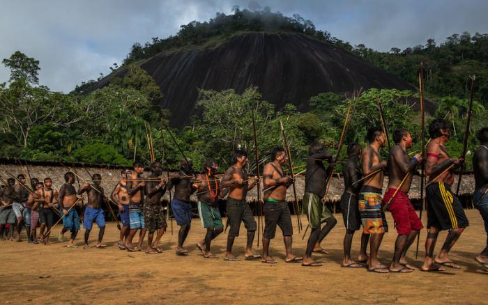 Em Julho, o STF referendou uma liminar que obriga o governo federal a tomar medidas frente o avanço da pandemia em terras indígenas. Confira.