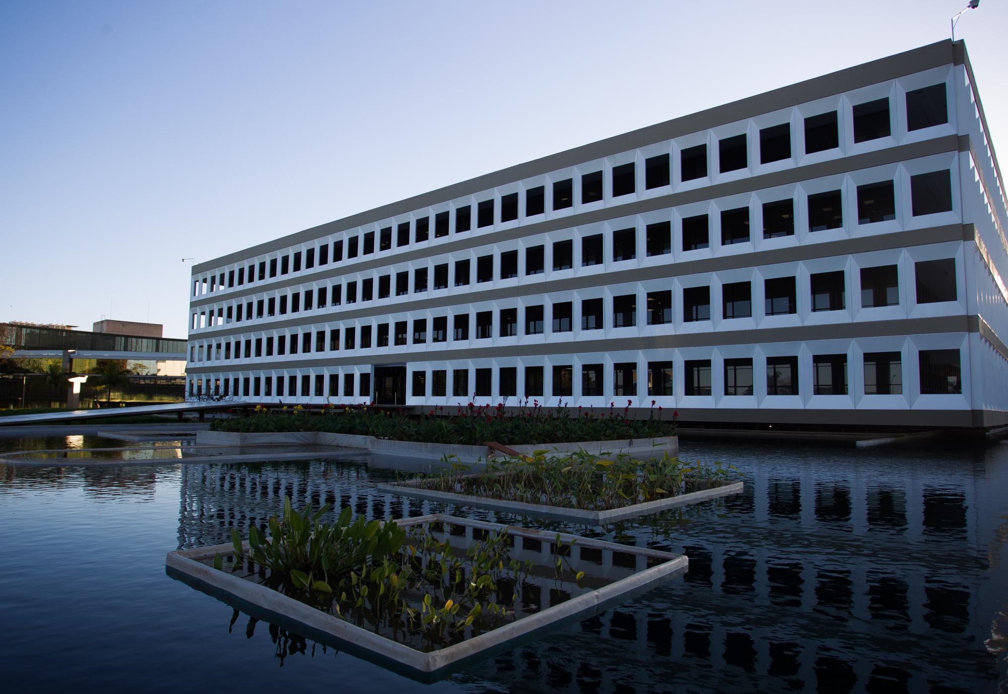 Sede do Tribunal de Contas da União, em Brasília (Foto: Divulgação TCU)