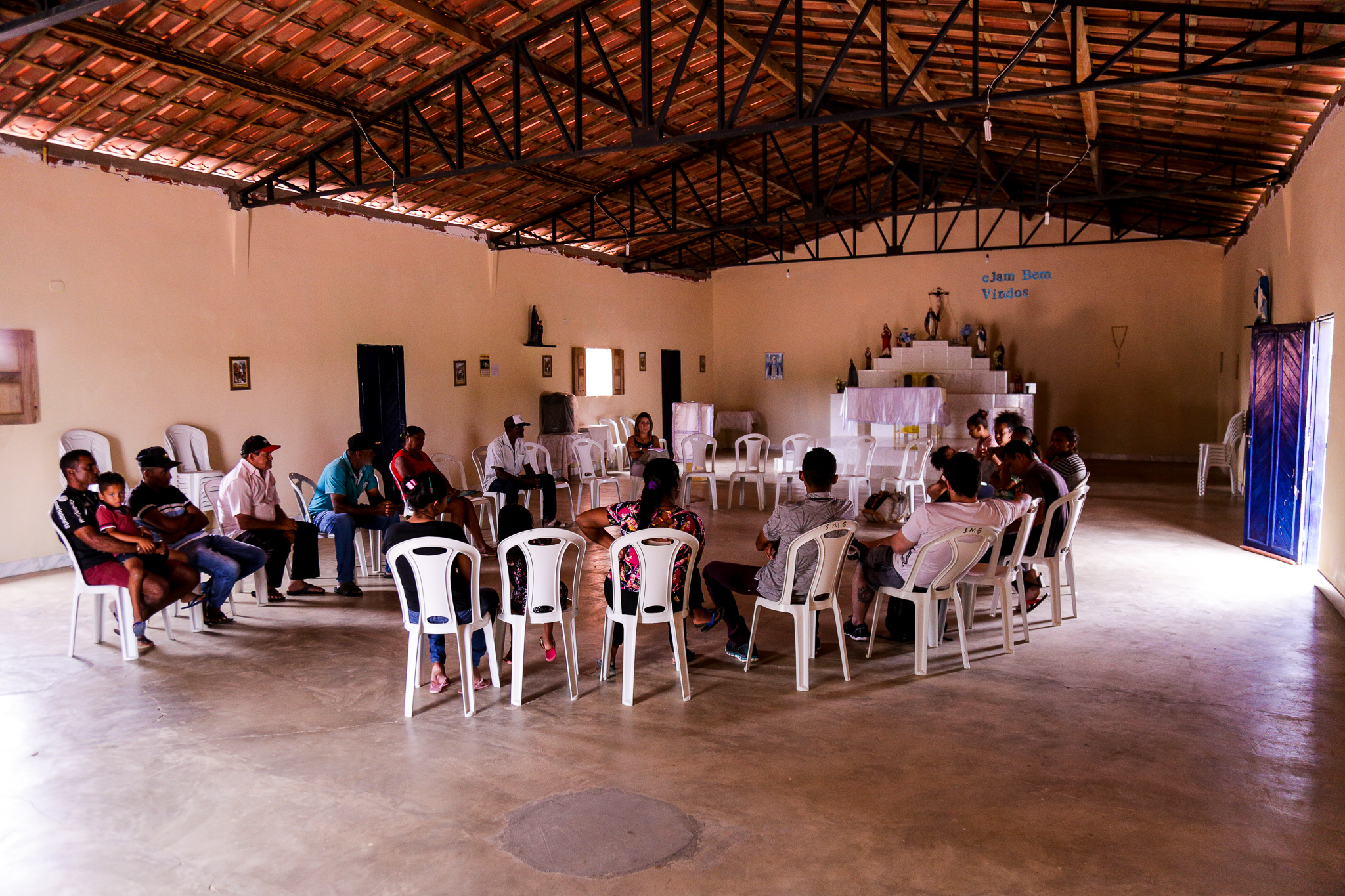 Missão de campo na região da Chapada do Araripe, território que compreende os Estados de Pernambuco, Ceará e Piauí. Foto: João Paulo Brito/Conectas